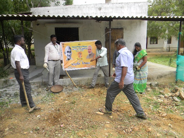 Pledge taken on Swachchta Hi Seva - photo - 58